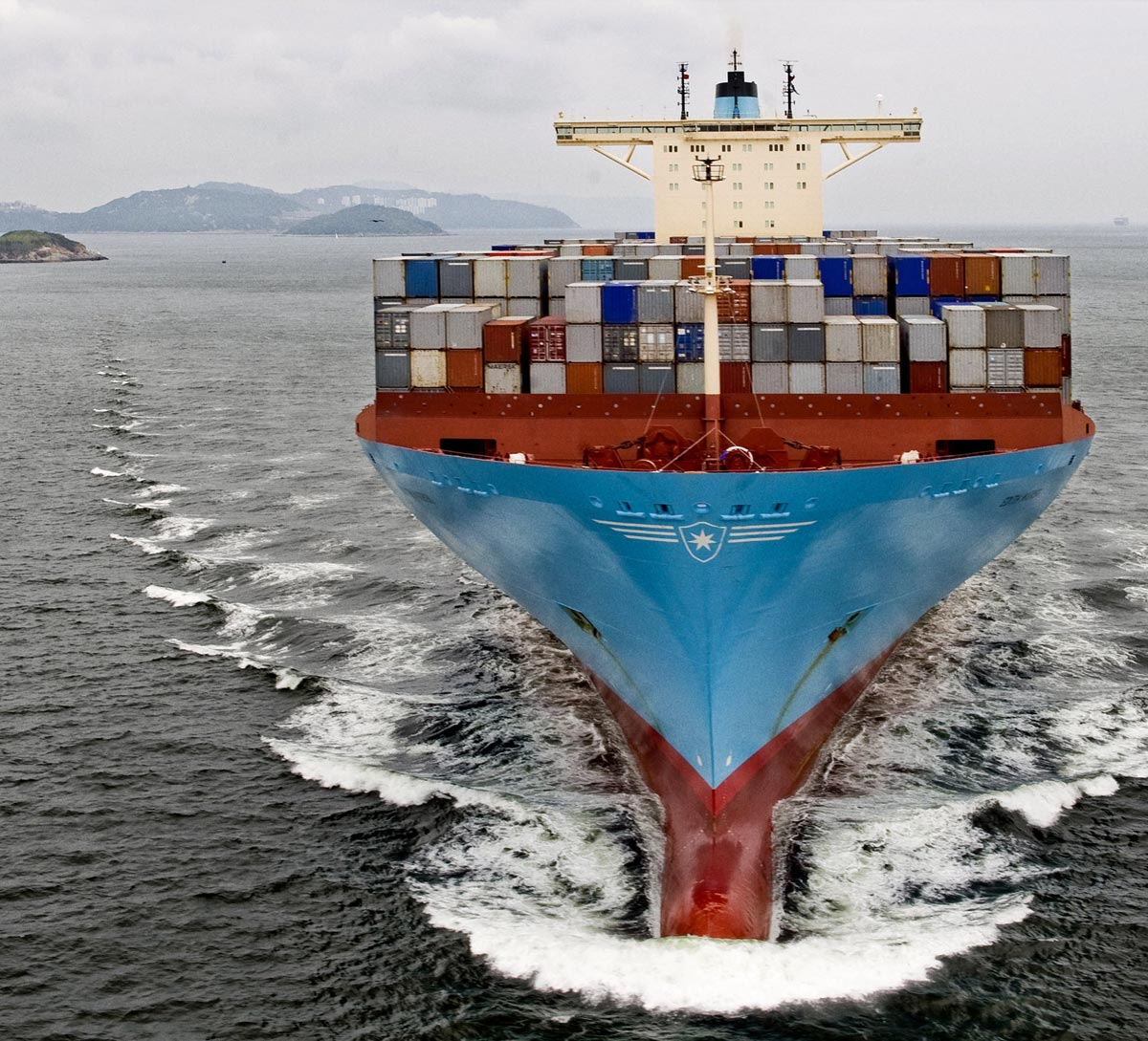 Liner Container Ship